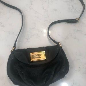 Marc Jacobs mini crossbody leather bag